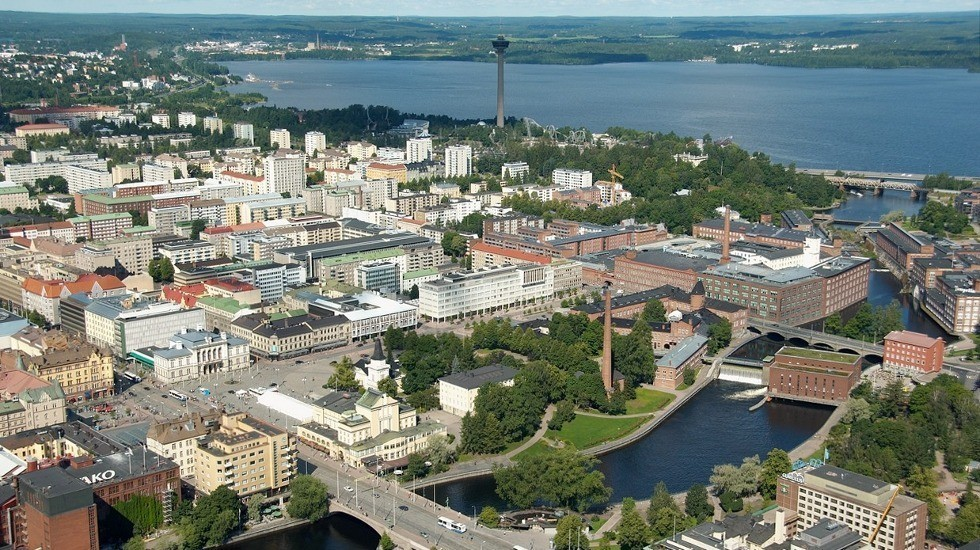 Tammerfors Tampere